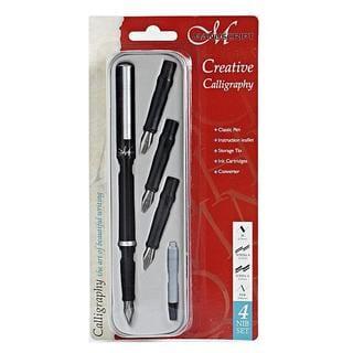 Manuscript 4 Nib Creative Calligraphy Set