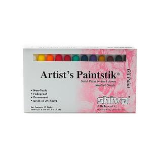 Shiva Student Artist's Paintstik Oil Colors Set