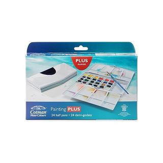 Winsor & Newton Painting Plus Cotman Watercolor Set
