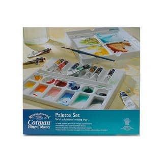 Winsor & Newton Cotman Watercolor Palette Set|https://ak1.ostkcdn.com/images/products/6169231/P13824502.jpg?impolicy=medium