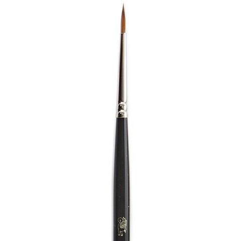 Winsor & Newton Size 1 Series 7 Kolinsky Sable Watercolor Brush