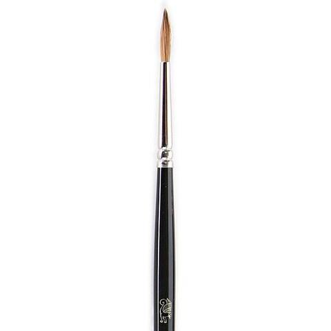 Winsor & Newton Size 2 Series 7 Kolinsky Sable Watercolor Brush
