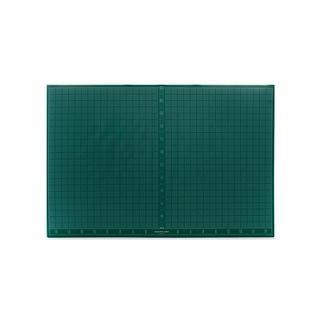 Pacific Arc 24-inch x 36-inch Green/ Black Cutting Mat