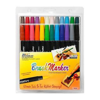 Marvy Markers (Set of 24)