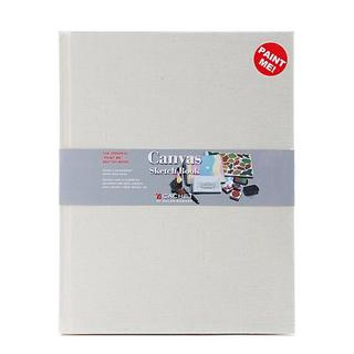 Cachet 8.5-inch x 11-inch Canvas Sketch Book