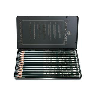 Faber-Castell Graphite 9000 Sketch Pencils (Set of 12)
