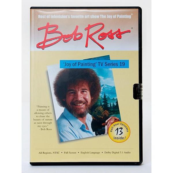 Bob Ross Joy of Painting TV Series DVD