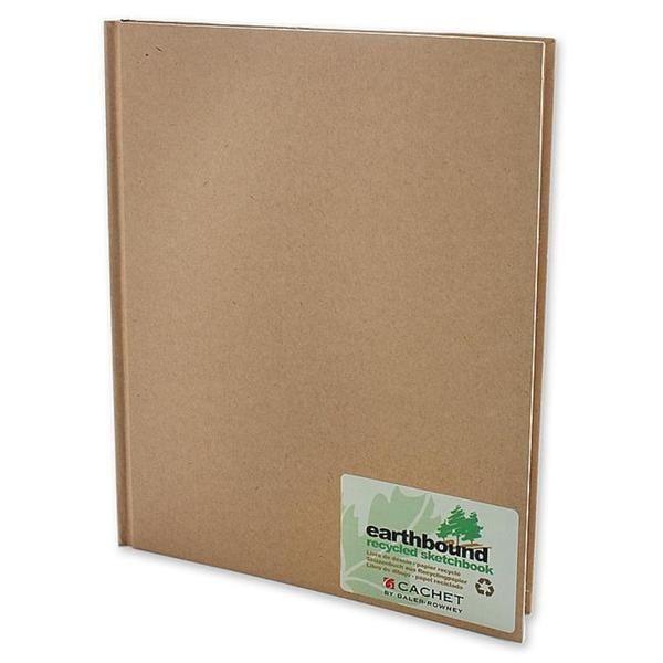 Cachet 8.5-inch x 11-inch Earthbound Sketch Book
