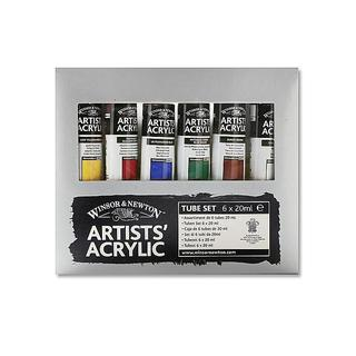 Winsor & Newton Introductory Artists' Acrylic Set