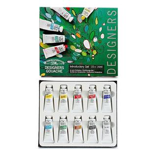 Winsor Newton Introductory Calligraphy Inks Set Of 6