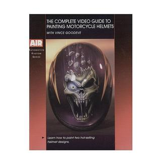 Vince Goodeve Complete Guide to Painting Motorcycle Tanks DVD