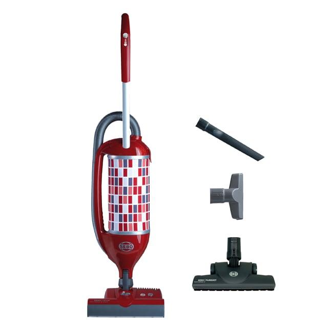 Shop Sebo Felix 1 Premium Rosso Red Vacuum Free Shipping