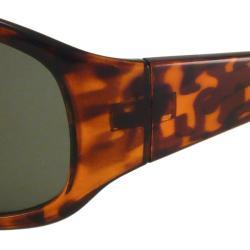 Alta Vision Men's Polarized Mainsail Wrap Plastic Sunglasses - Thumbnail 1