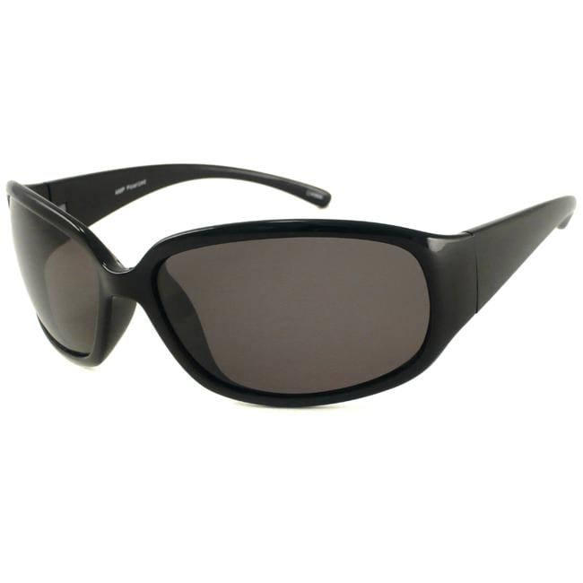 Alta Vision Men's Polarized Mainsail Wrap Sunglasses
