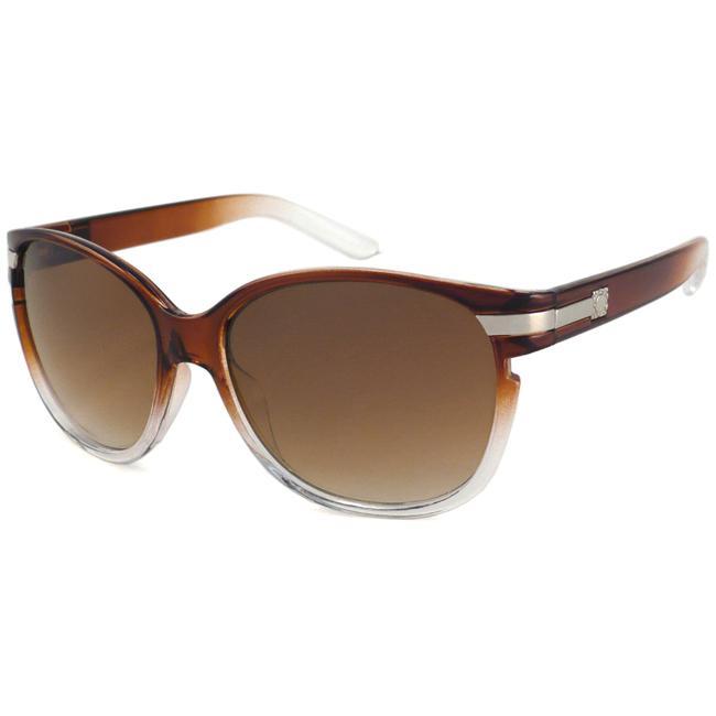 Urban Eyes Women's 'Christine Fade' Fashion Sunglasses