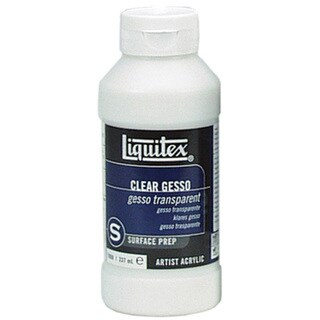 Liquitex Acrylic Clear Gesso Surface Prep