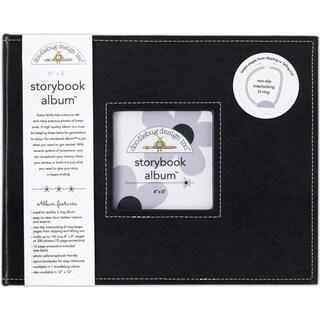 Doodlebug Beetle Back Fabric Storybook Album (8' x 11')
