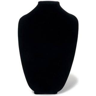 Black 15-inch Velvet 3D Form