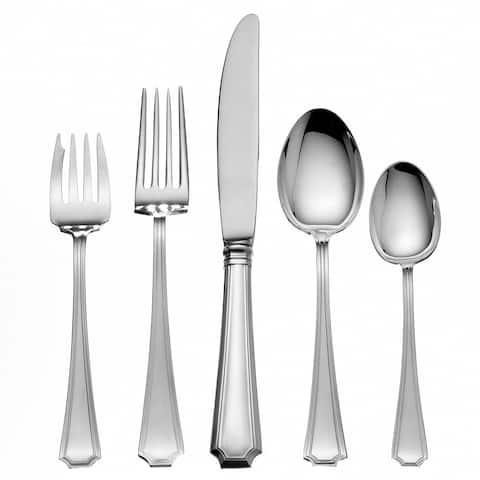 Gorham Fairfax Sterling Silver 5-pc Flatware Set