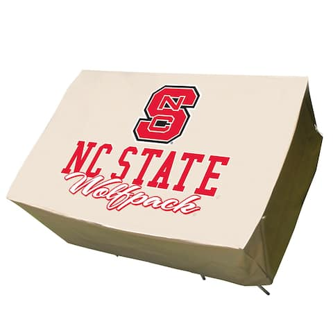 NCAA North Carolina State Wolfpack Rectangle Patio Set Table Cover