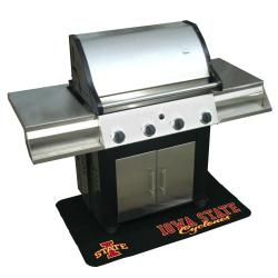 Mr. Bar-B-Q NCAA Iowa State Cyclones Vinyl Grill Mat