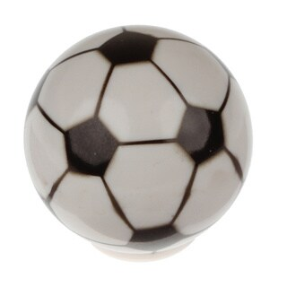GlideRite Soccer Ball Cabinet or Dresser Sports Knobs (Case of 25)