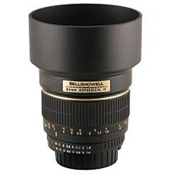 Bell + Howell 85mm f/1.4 Portrait Lens for Canon Cameras - Thumbnail 1