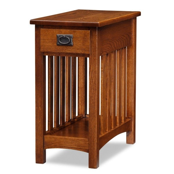 Solid Oak Sienna Side Table