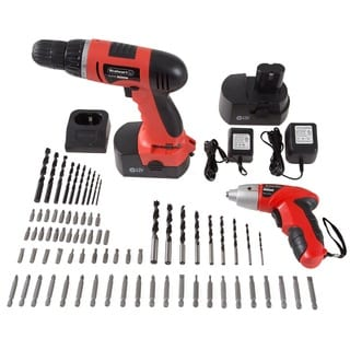 Combo Cordless 74-piece Drill and Driver