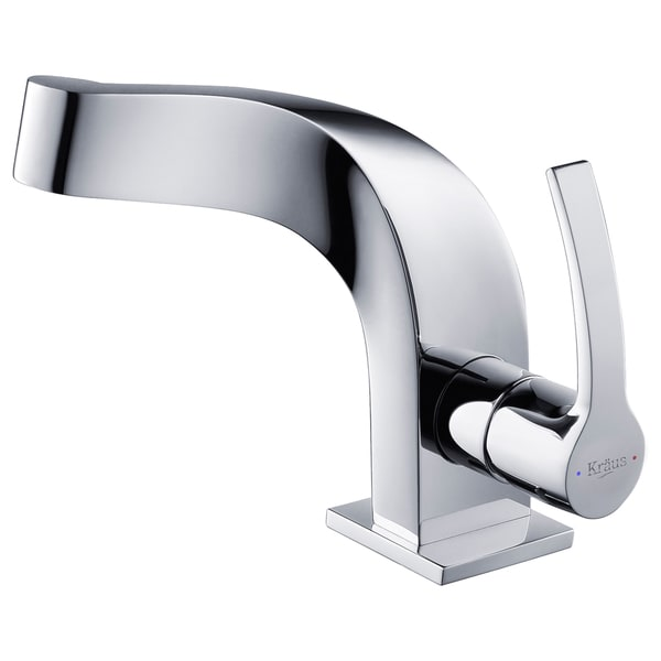 Kraus Typhon Single Lever Basin Faucet