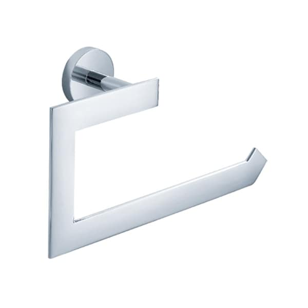KRAUS Bathroom Accessories - Towel Ring in Chrome