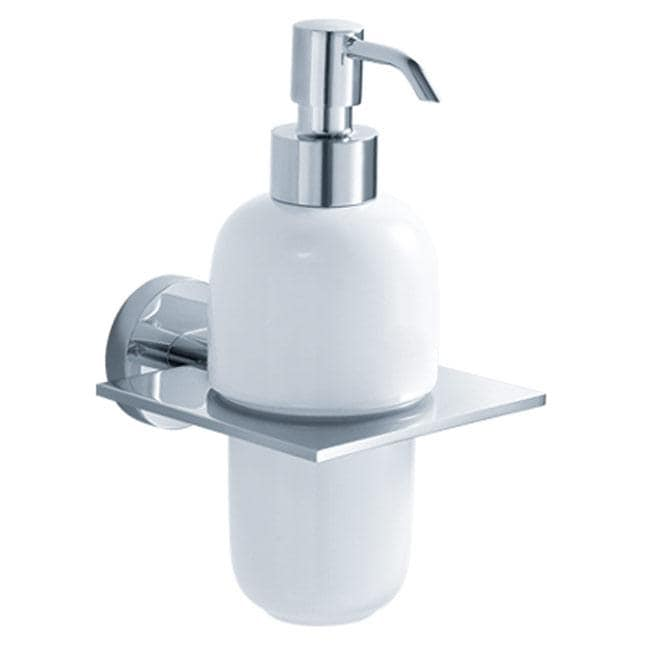 Kraus Imperium Bathroom Accessory Ceramic Lotion Dispenser