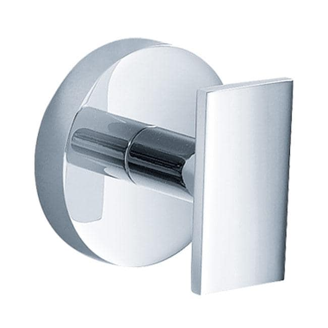 kraus bathroom accessories hook in chrome