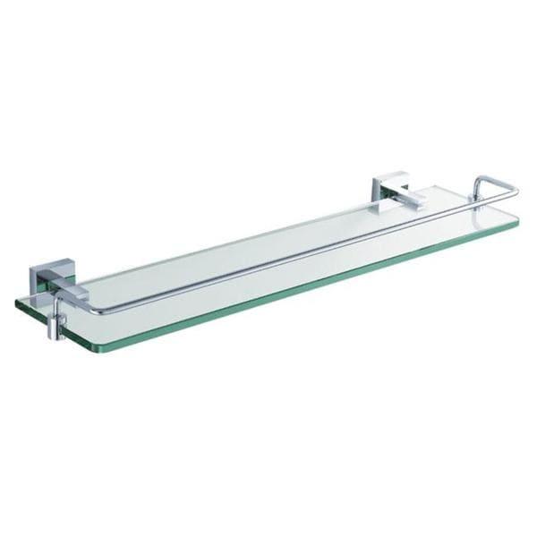 KRAUS Bathroom Accessories - Shelf with Railing