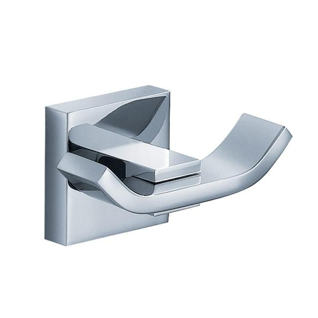 Kraus Aura Bathroom Accessory Double Hook