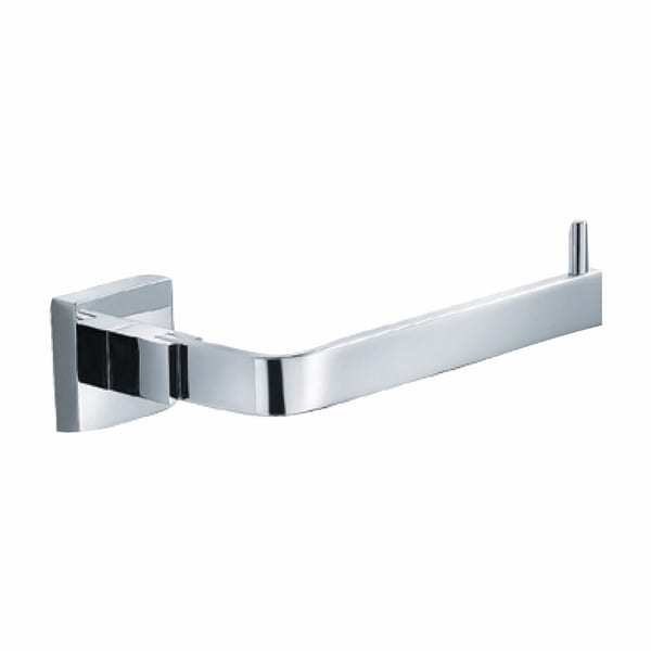 KRAUS Aura Bathroom Holder without Cover in Chrome. Opens flyout.