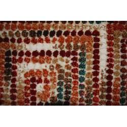 Albus Multi Block Floral Rug (3'9 x 5'6) - Thumbnail 2