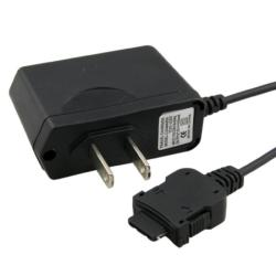 INSTEN Black Car and Travel Charger for Samsung A850/ A950/ U340