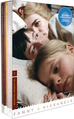 Fanny and Alexander Box Set - Criterion Collection (Blu-ray Disc)