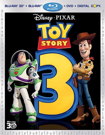 Toy Story 3 - 3D (Blu-ray/DVD)