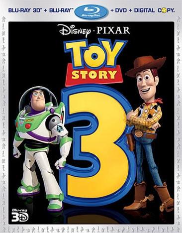 Toy Story 3 - 3D (Blu-ray/DVD)