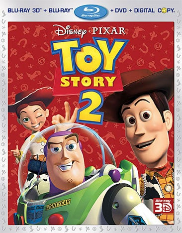 Toy Story 2 - 3D (Blu-ray/DVD)