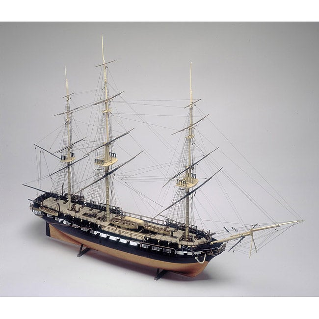 shop revell 1 96 scale uss constitution model boat free shipping