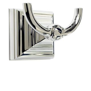 Amerock Markham Polished Nickel Bath Robe Hook