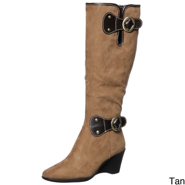 Aerosoles Women's 'Wonderling' Wedge Boots