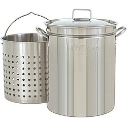 Bayou Classic 44-qt Steamer and Boiler Pot