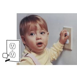 Mommy's Helper Outlet Plugs (Pack of 12) - Thumbnail 1