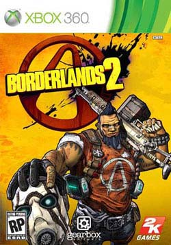 Xbox 360 - Borderlands 2