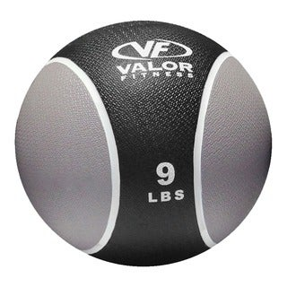 Valor Fitness 9 lb Medicine Ball