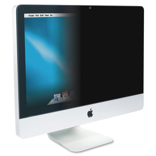 "3M PFIM27 Desktop Privacy Filter for iMac 27"" Black"